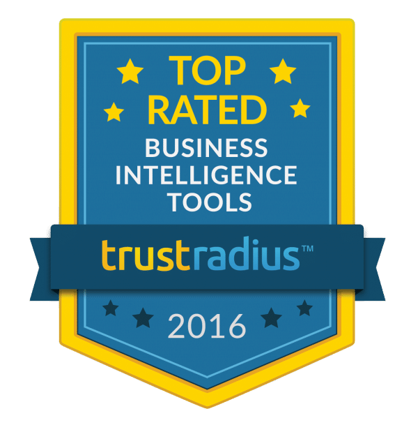 Entrinsik Informer Named a 2016 Top Rated Business Intelligence Tool by Software Users on TrustRadius
